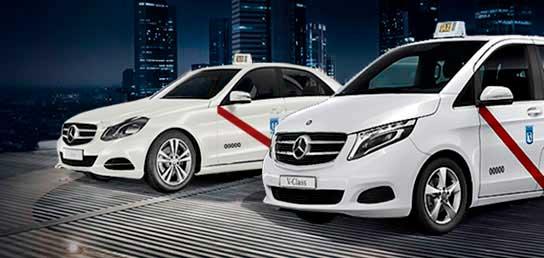 Taxi Madrid Class